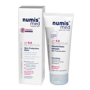 Защитный бальзам для кожи «СЕНСИТИВ рН 5,5», 100 мл купить Numis Med с доставкой Numis Med c заказать по России и регионам