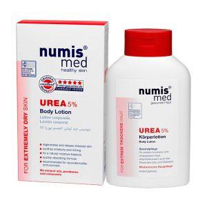 Сливки для тела с 5 % мочевиной, 300 мл купить Numis Med с доставкой Numis Med c заказать по России и регионам